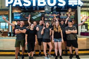 Pasibus ruszył z lokalem w Solaris Center w Opolu