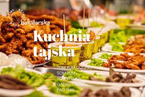 Hala Bakalarska - już wkrótce ruszy azjatycki street food...choć pod dachem