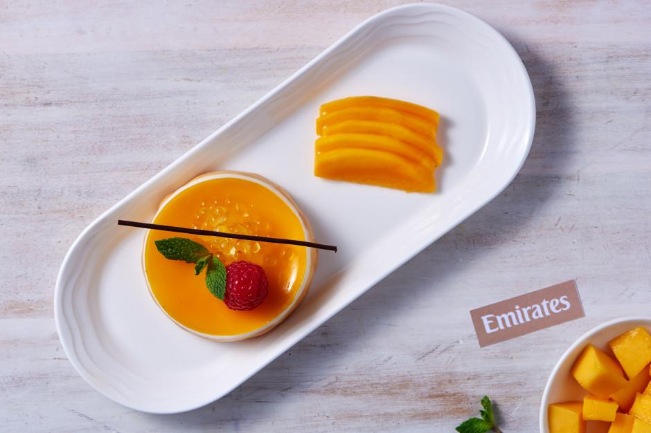 Linie Emirates chcą trafić do smakoszy