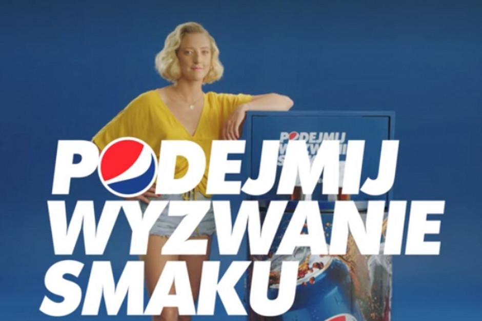Lara Gessler w siódmej edycji Wyzwania Smaku Pepsi
