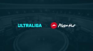 Pizza Hut sponsoruje esportową Ultraligę