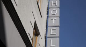 Pożar hotelu Złoty Groń w Istebnej