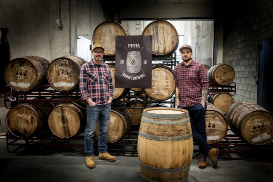 PINTA Barrel Brewing – już ponad 3,6 mln zł z crowdfundingu