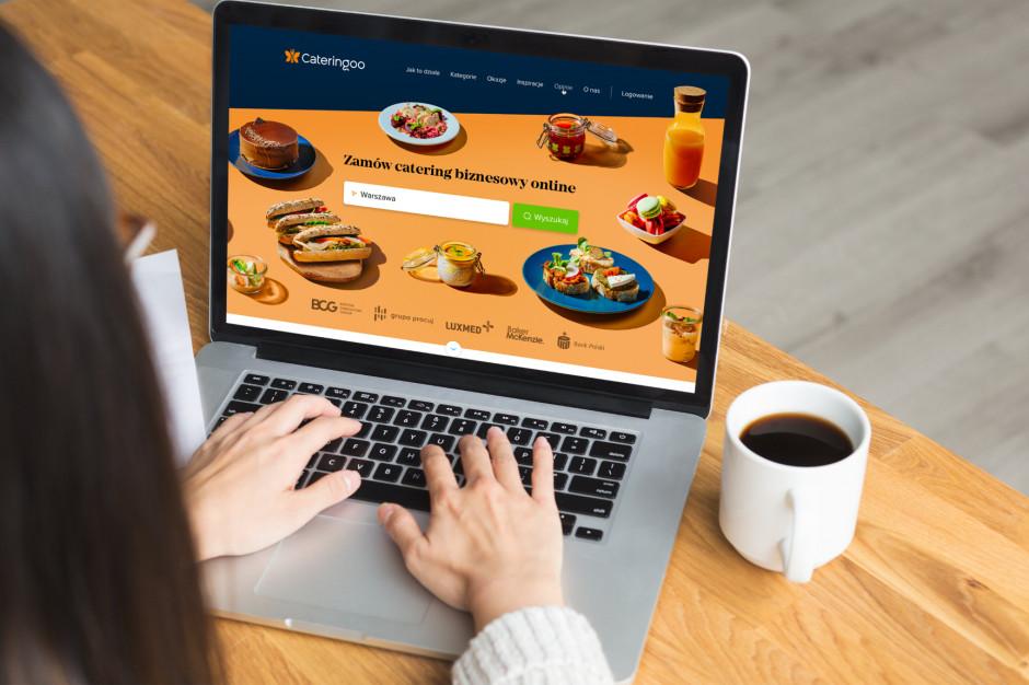 Cateringoo i Caterfly łączą siły, żeby uprościć zamawianie cateringu biznesowego