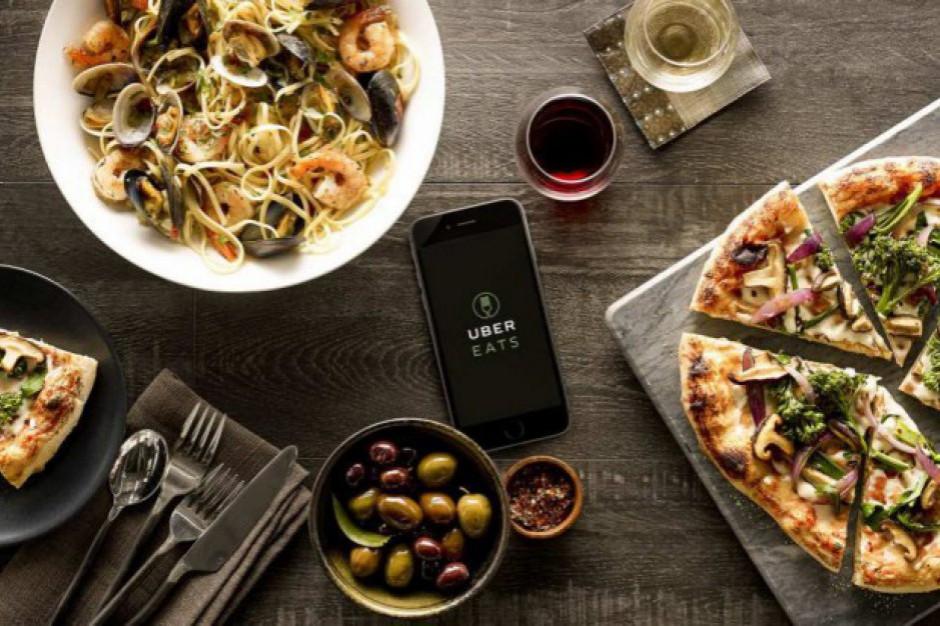 Uber Eats wprowadza opcję odbioru osobistego z restauracji