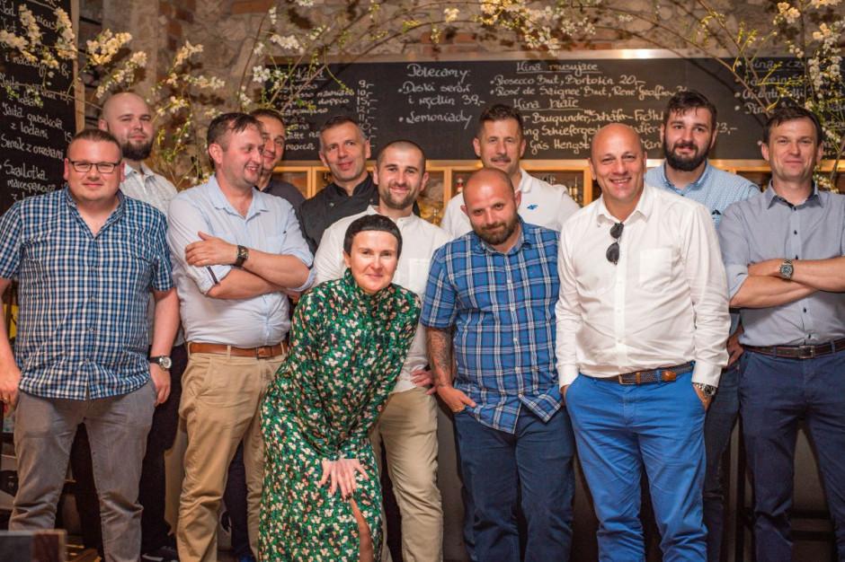 Marka Vera i jej ambasador Krzysztof Żurek ruszyli z cyklem spotkań z szefami kuchni