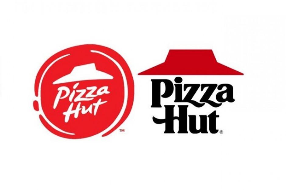 Pizza Hut wraca do historycznego logotypu z lat 1967-1999