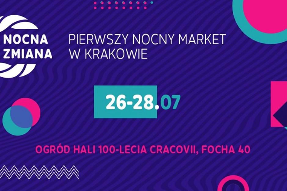 Kraków w końcu doczekał się swojego nocnego marketu!