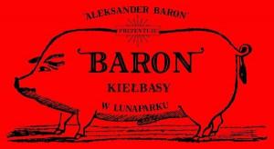 Aleksander Baron rusza z