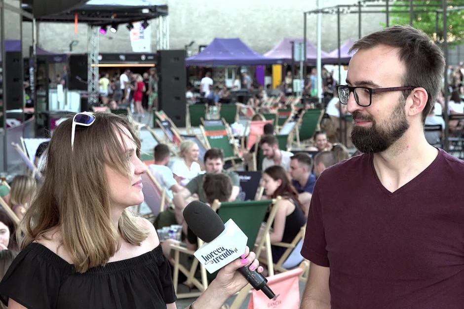 Cross fit, barber i kino. Czym karmią imprezy streetfoodowe? (wideo)