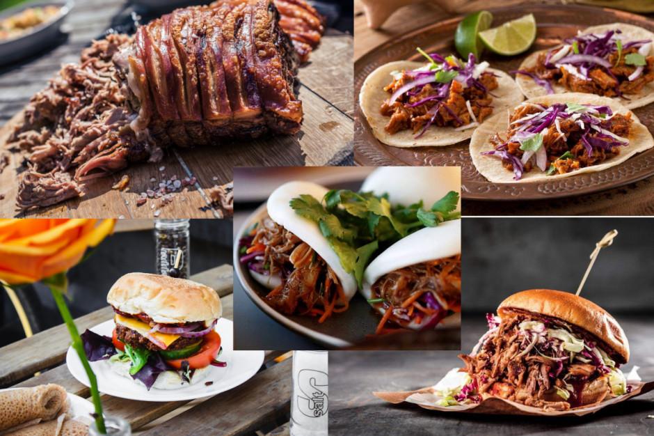 Pieczeń w stylu street food, czyli 5 inspiracji na temat szarpanej wieprzowiny