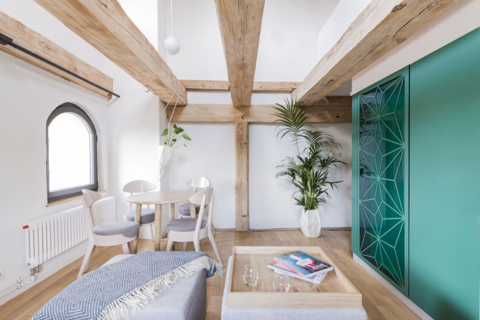 Toruń: W zabytkowym spichlerzu powstały apartamenty na wynajem i restauracja