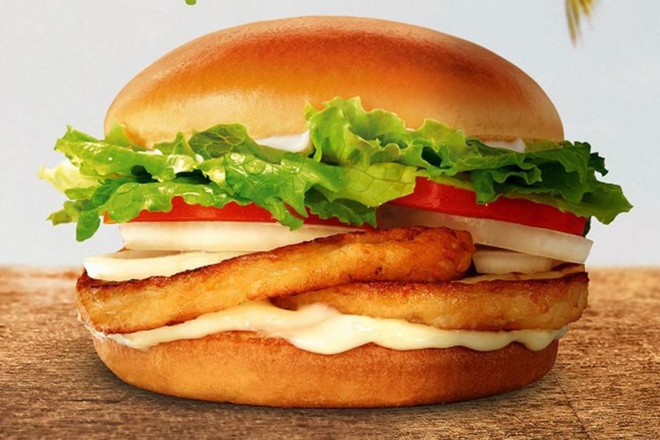 Burger King wprowadza w Polsce burgery bez mięsa