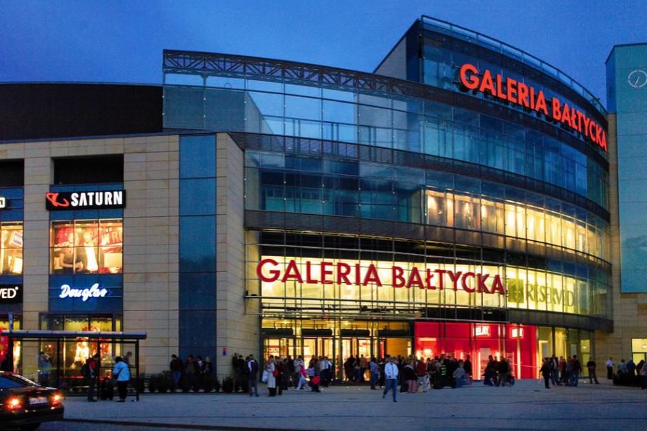 Galeria Bałtycka rozbuduje się o hotel?