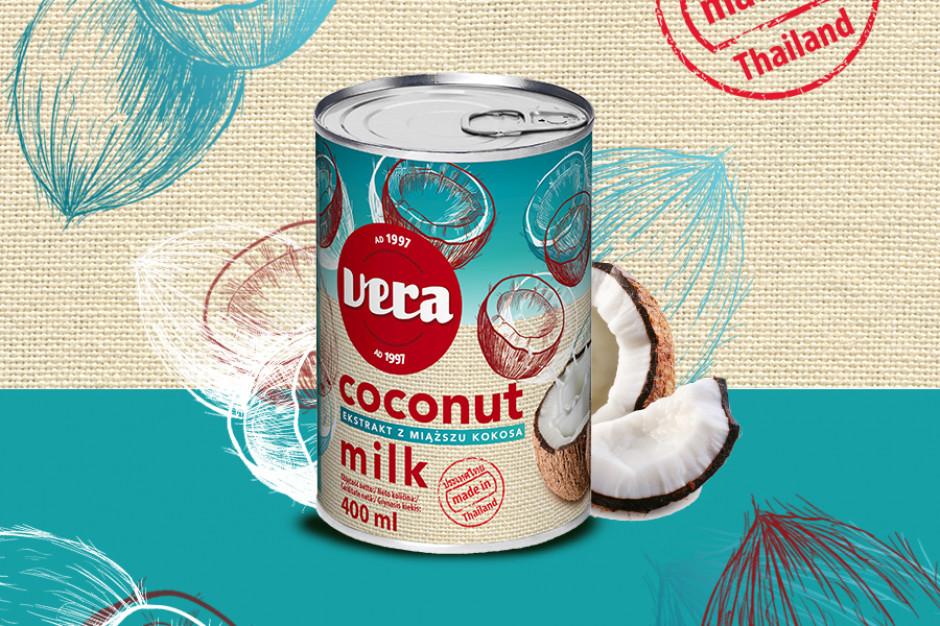 Mleczko kokosowe VERA - Coconut milk