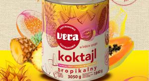 Koktajl owocowy tropikalny VERA