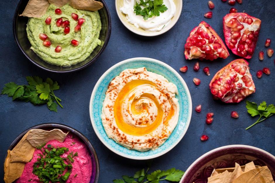 w 2019 roku wegetarianizm wymieniany jest jako jeden z 10 najważniejszych trendów!