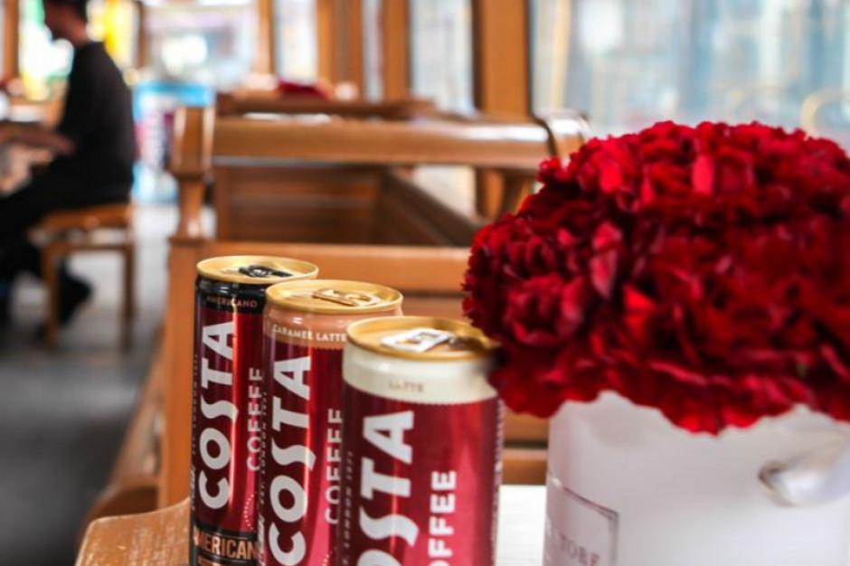 Coca-Cola HBC do 2020 r. wprowadzi markę Costa Coffee na swoich rynkach