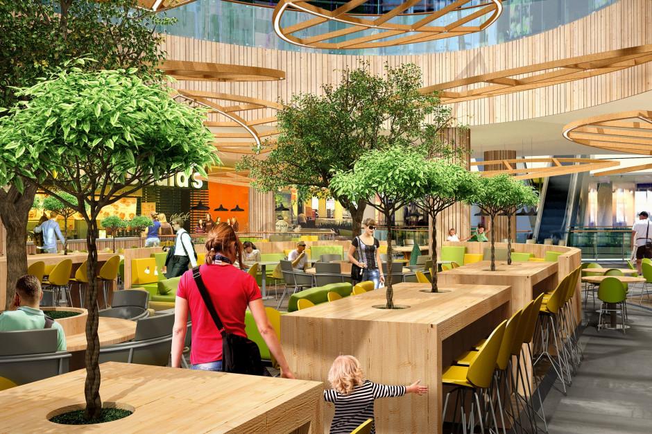 Rusza przebudowa strefy gastronomicznej w centrum handlowym Ogrody w Elblągu
