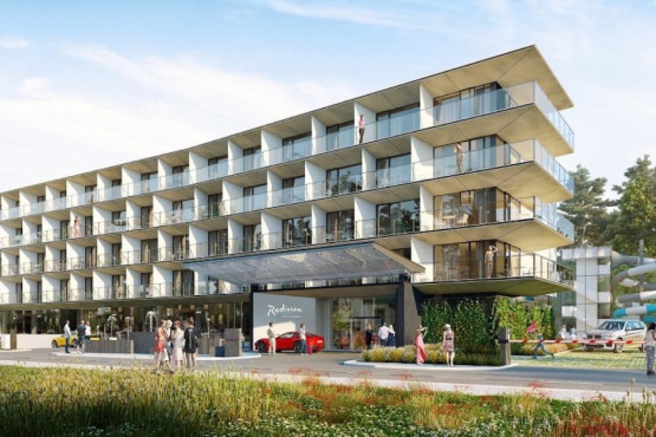 Radisson i Zdrojowa zbudują wspólnie dwa hotele w polskich kurortach