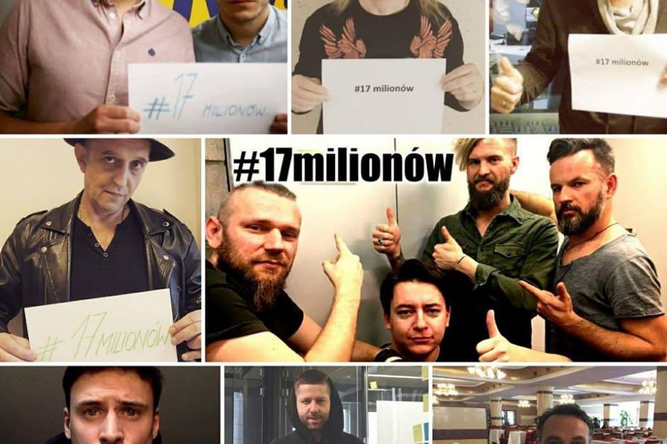 Kucharze i blogerzy kulinarni zaangażują się w akcję #17milionówGroszy