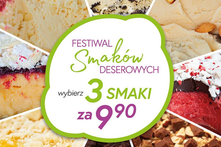 Grycan organizuje promocyjny Festiwal Smaków Deserowych