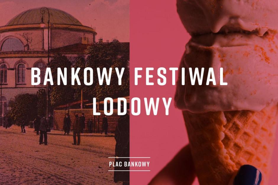 Plac Bankowy organizuje Festiwal Lodowy