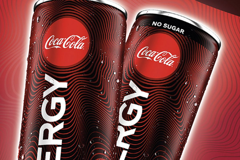 Coca-Cola wprowadzi do HoReCa nowy napój energetyzujący