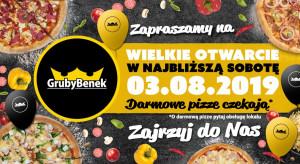 Gruby Benek otwiera lokal w Dekadzie Ciechanów