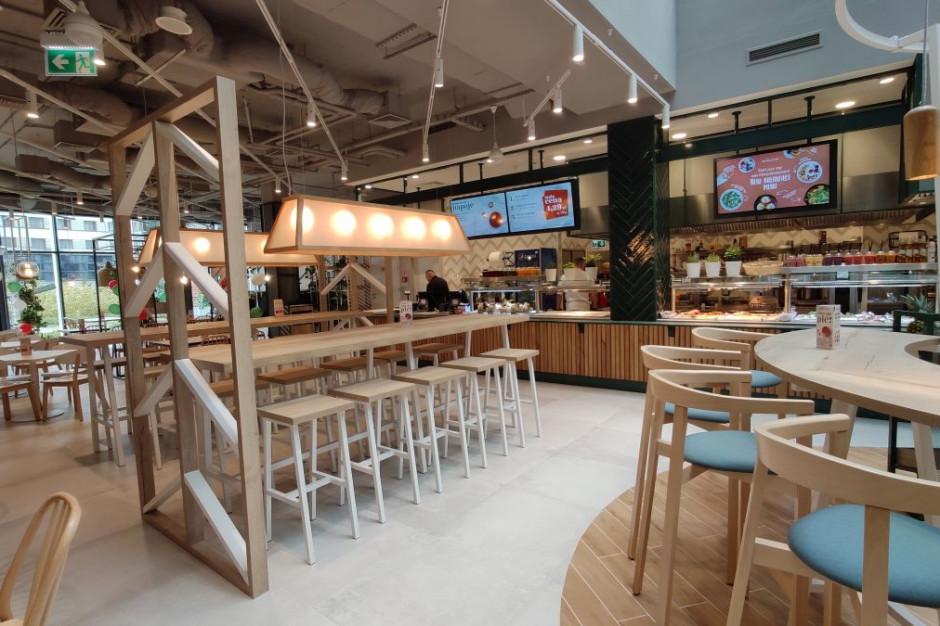 Grupa Gastromall otworzyła 88. restaurację Olimp