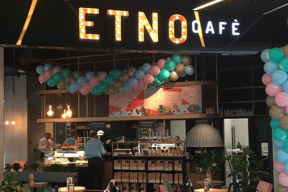 Etno Cafe z kawiarnią w Katowicach. To pierwszy lokal tej sieci na Śląsku