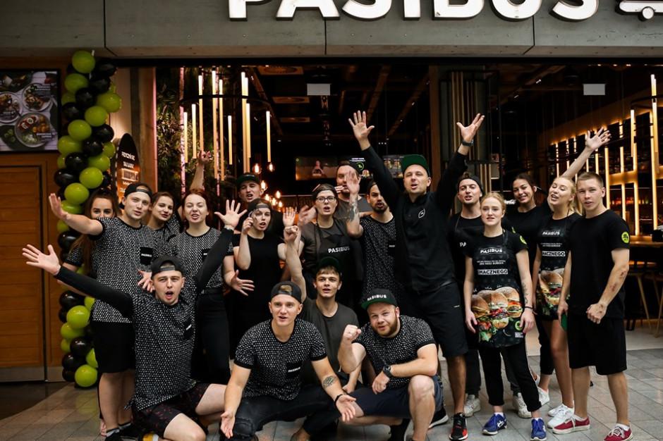 Pasibus otwiera 21 restaurację! Tym razem w Olsztynie