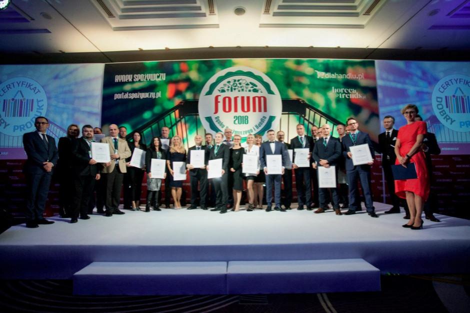 Plebiscyty towarzyszące Forum Rynku Spożywczego i Handlu szansą dla dostawców HoReCa