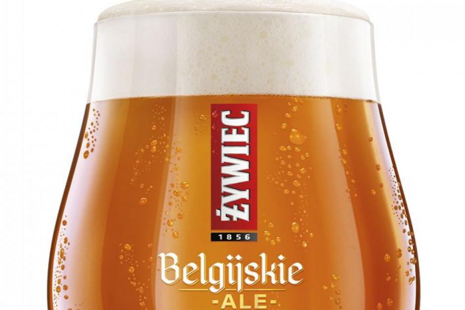 Nowe piwa z Żywca - Belgijskie ALE