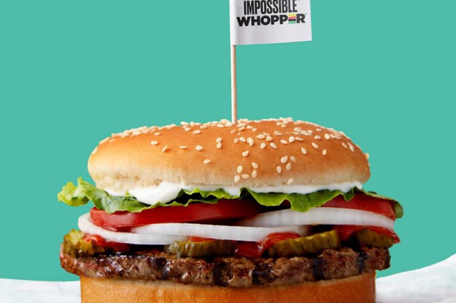 Burger King: Impossible Whooper będzie dostępny we wszystkich lokalach sieci w USA