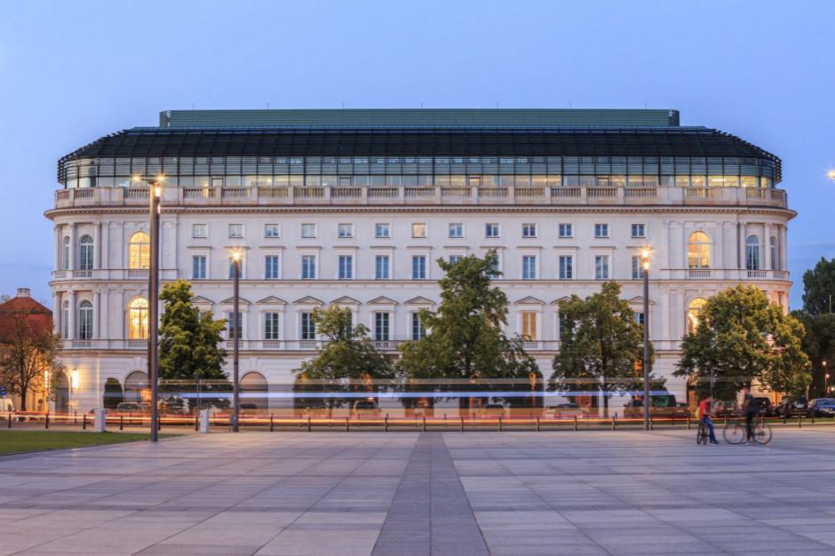 Raffles Europejski Warsaw - jedyny polski hotel w zestawieniu National Geographic Traveller