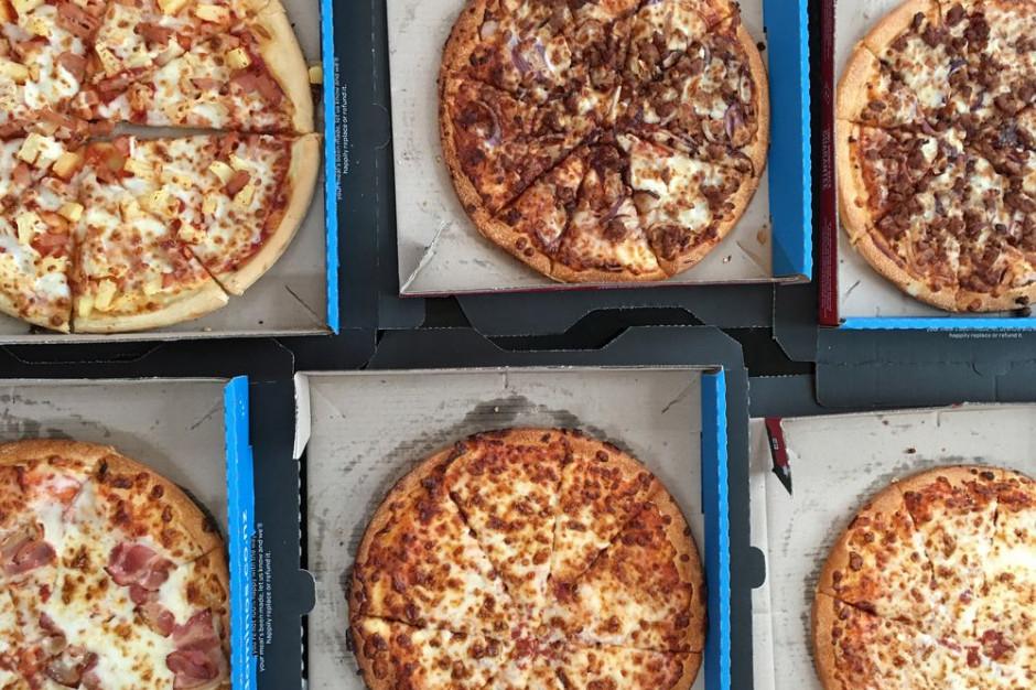 Domino's Pizza zwiększa zapasy surowców w Wielkiej Brytanii. To w obawie przed brexitem