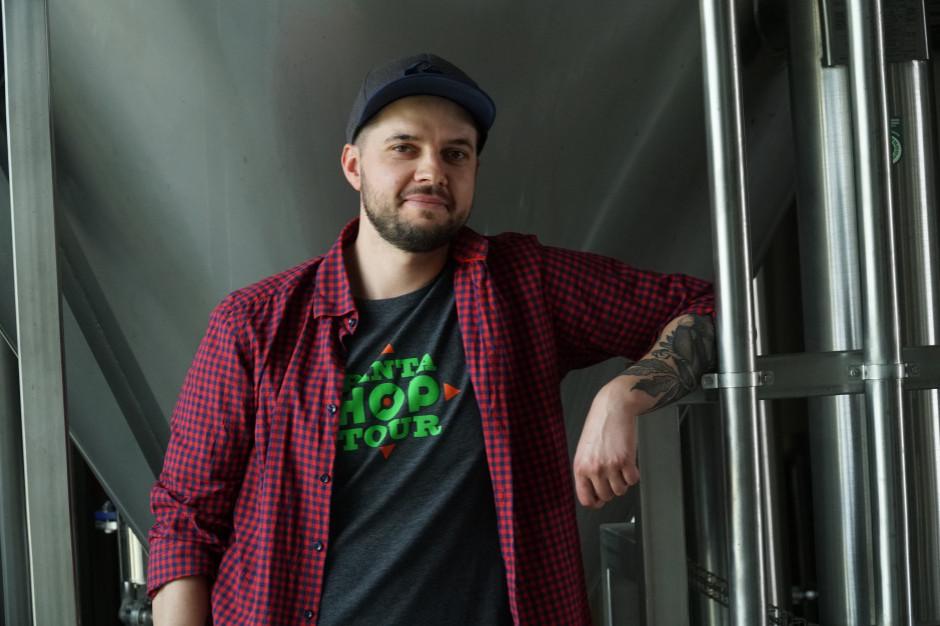 Pinta stawia na piwa starzone w beczkach (wideo)