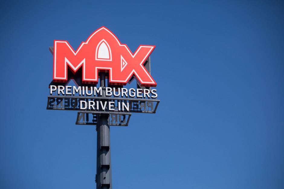 Pierwsza restauracja MAX Premium Burgers w Poznaniu