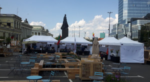 W Warszawie ruszył Bankowy Festiwal Wina (zdjęcia)