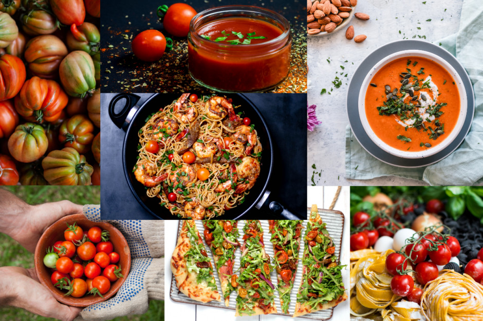 Przecierane, gotowane, pieczone! 5 pomidorowych inspiracji w szczycie sezonu
