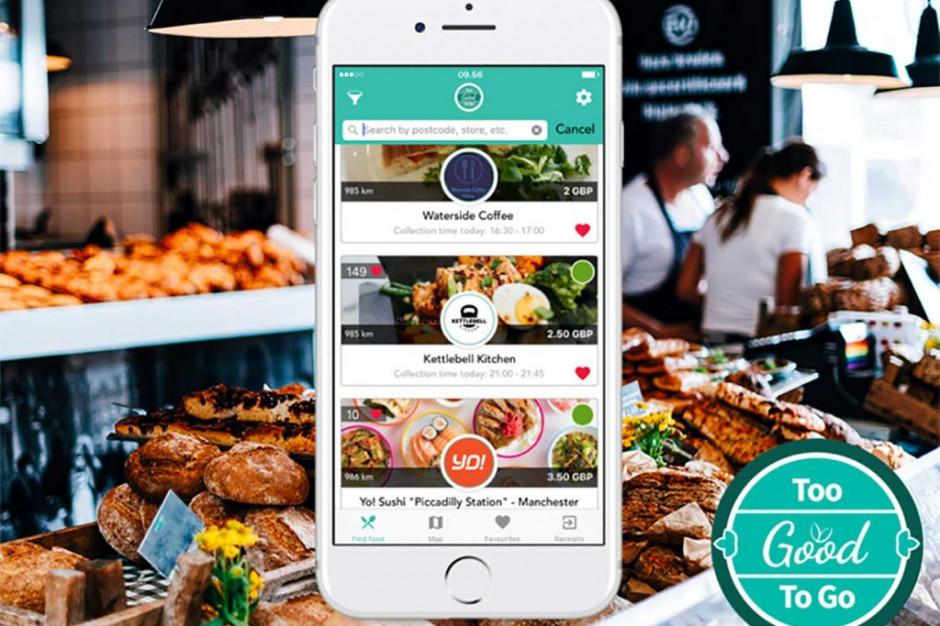 To Good To Go: aplikacja do walki z marnowaniem jedzenia dostępna również w Krakowie