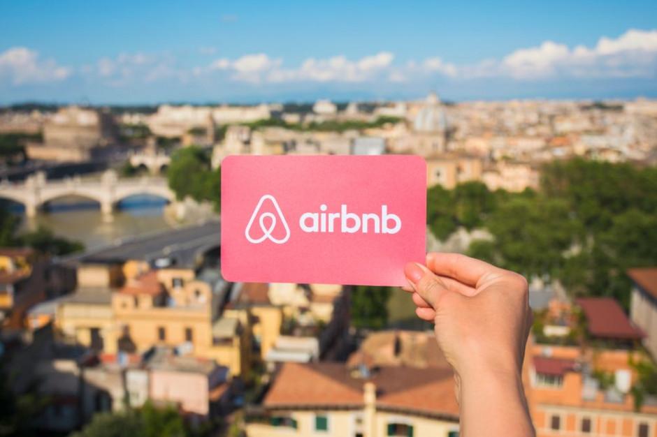 Airbnb: Rosną przychody. W planach wejście na giełdę
