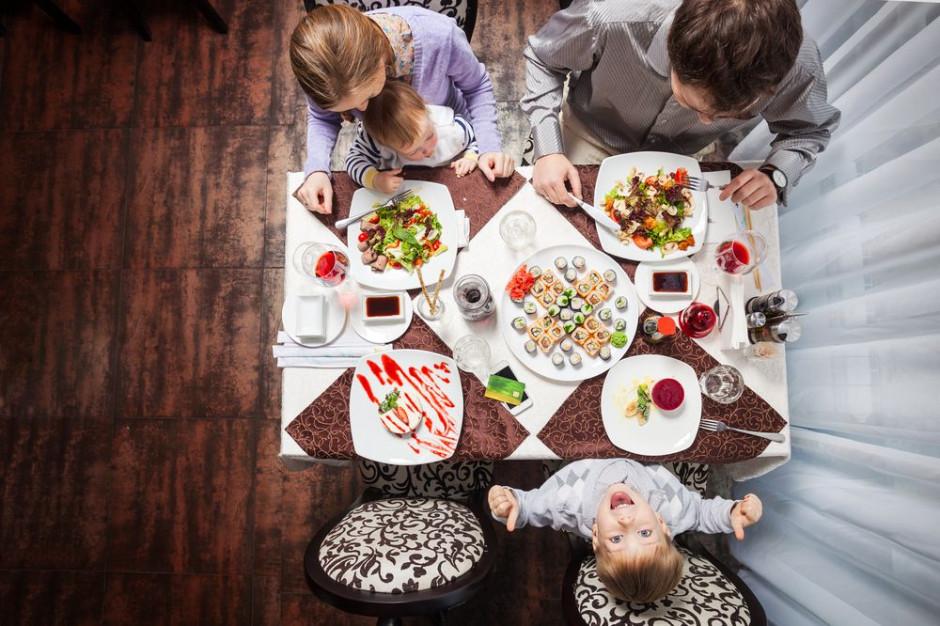 Poznańska restauracja wprowadziła zakaz wstępu dzieci do lat 6