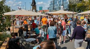 Festiwale tematyczne zakończą wakacje na Placu Bankowym