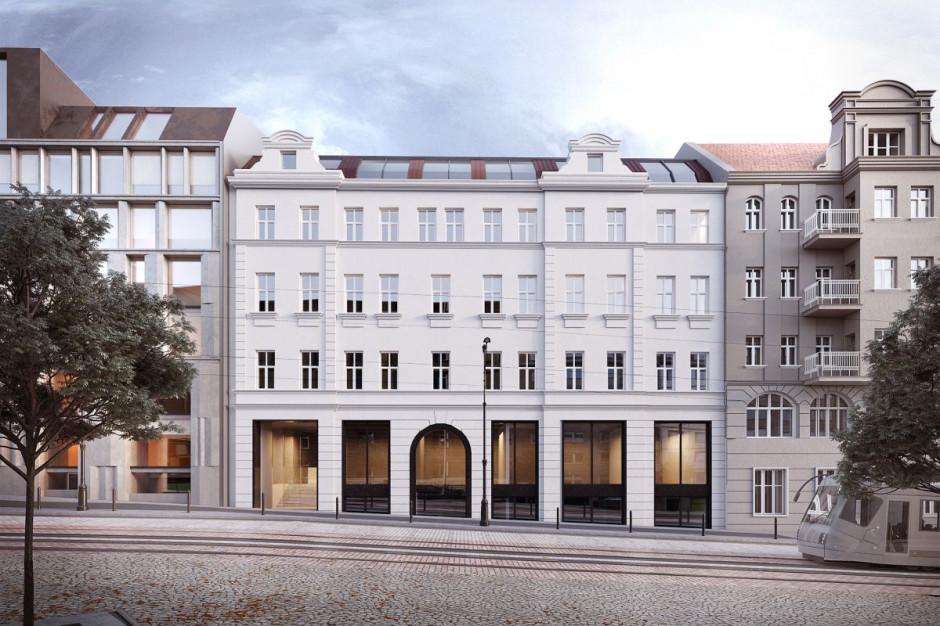 W centrum Poznania powstanie apartamentowiec obsługiwany w standardzie hotelowym