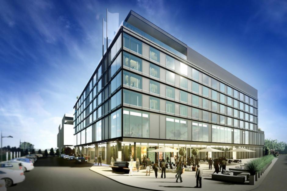 Rozpoczęła się budowa Q Hotel Plus Wrocław Bielany