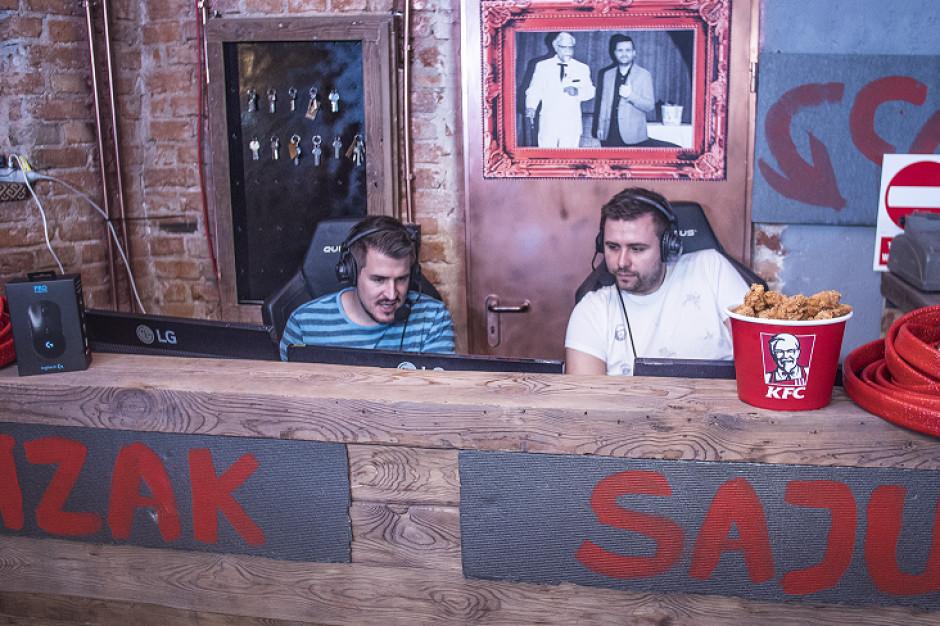 KFC przygotował spektakularną serię – Kubełek Gamera 1337