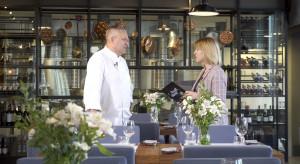 Adam Chrząstowski: szef kuchni jest tak dobry, jak jego zespół (wideo)