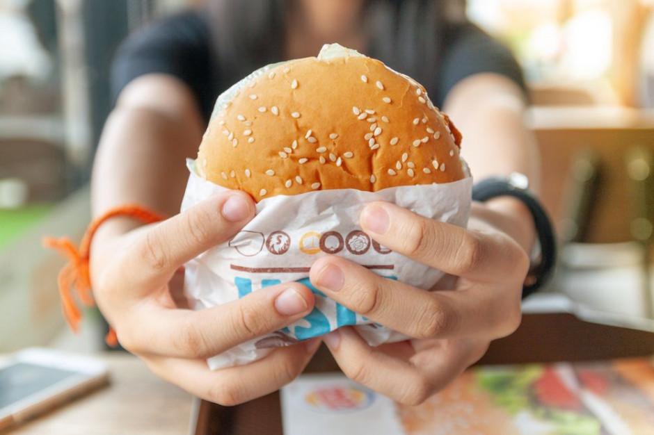 """""""Demokratyczna"""" akcja promocyjna w Burger King"""